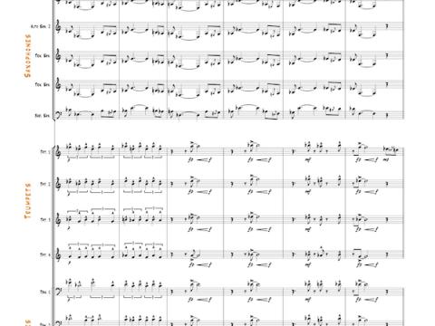 Scores – Originals