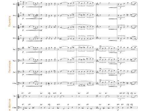 Scores – Arrangements